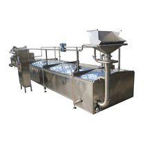 Línea de cocción y de blanqueado para la industria alimentaria