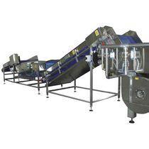 Sistema de alimentación para línea de producción