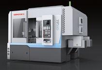 Centro de torneado CNC / 5 ejes / de alta precisión / de taladrado