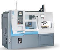 Torno CNC / de alta precisión / con carga descarga automatizada / de platos