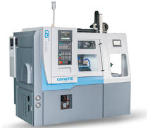 Torno CNC / de alta precisión / con carga descarga automatizada / para piezas pequeñas