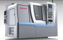 Torno CNC / 2 ejes / de alta velocidad / con torreta