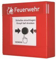Pulsador de alarma manual direccionable