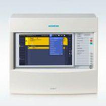 Terminal con pantalla táctil / para montaje sobre panel / para sistemas de detección de incendios / de visualización