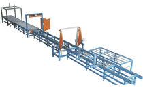 Máquina de corte para PSE / de hilo caliente / de perfiles / controlada por PLC