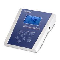 Aparato de medición de conductividad / de salinidad / TDS (Total Sólidos Disueltos)