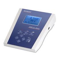 PHmetro de sobremesa / de laboratorio / con registradores de datos / de precisión