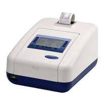 Espectrofotómetro visible / benchtop / USB / de un solo haz