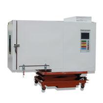 Cámara de pruebas ambiental / pruebas ambientales de esfuerzo / con ventanas / automática
