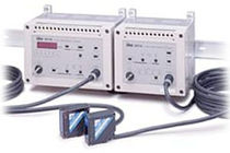 Sensor de desplazamiento lineal / sin contacto / láser PSD / analógico