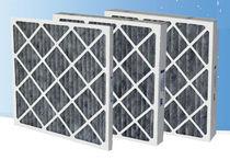 Filtro de aire / de panel / de carbón activado / plisado