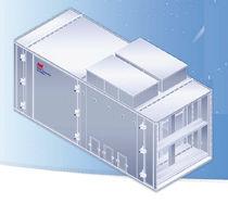Lavador de gases en seco / de cama profunda / químico