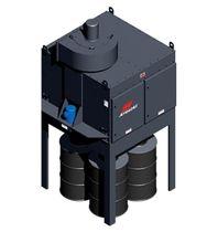 Desempolvador seco / con agitador mecánico / compacto