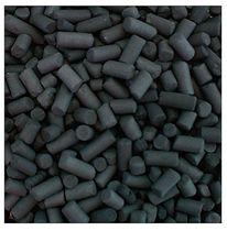 Granulado de carbón activado para filtro de aire