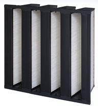 Filtro de aire / de panel / de gran eficacia / para aplicaciones farmacéuticas