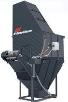 Desempolvador por vía húmeda / limpieza por chorro de aire / de alto rendimiento / para la industria
