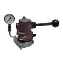 Bomba hidráulica de pistón / manual