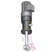 Brida de sujeción mecánica / eléctrica / pivotante