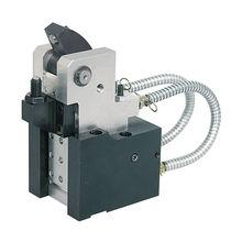 Elemento de apriete flotante / hidráulico / de doble efecto / para mecanizado