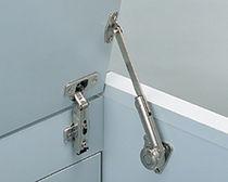 Amortiguador rotativo / para puerta / de acero / ajustable
