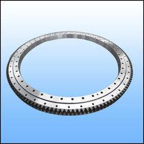 Corona giratoria con dientes exteriores / de bolas / de una sola hilera / para obra grúa excavadora