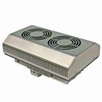 Refrigerador de aire / para armario / compacto / de acero inoxidable