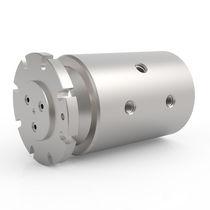Racor giratorio para agua / para aceite / de 3 pasos / de alta presión