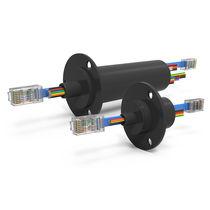 Anillo colector vía Ethernet / Gigabit Ethernet / de cápsula / compacto
