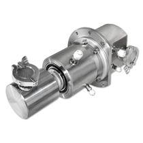 Racor giratorio para agua / para gas / de 3 pasos / de alta presión