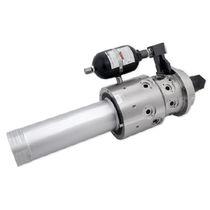 Racor giratorio para gas / de 5 pasos / hidráulico