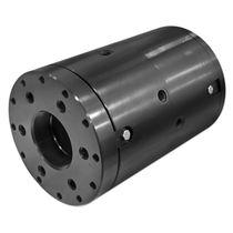 Racor giratorio para gas / 7 pasos / hidráulico