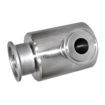 Racor giratorio para aceite / para gas / de acero inoxidable