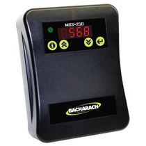 Detector de fugas de gases refrigerantes / de infrarrojos / con pantalla LED