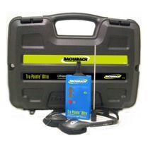 Detector de fugas de gas / por ultrasonido / compacto / con alarma visual