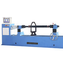 Máquina equilibradora horizontal / para árbol de transmisión / de alta precisión / equilibrado en dos planos
