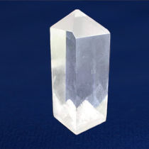 Cristal de titanil-fosfato de potasio KTiOPO4 KTP / electro óptico / láser
