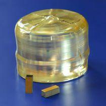 Cristal de niobato de litio LiNbO3 / electro óptico / láser