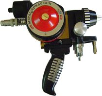 Pistola de revestimiento / de cola hot-melt / manual / térmica