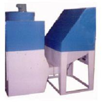 Cabina de pintura abierta / con filtro