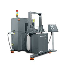 Prensa isostática / neumática / de laminado / de compresión