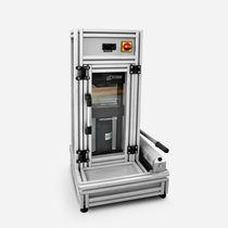Prensa manual / para ensamblaje / de laboratorio