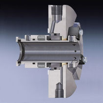 Cierre mecánico de fuelle / de cartucho / para árbol de transmisión / para la industria química
