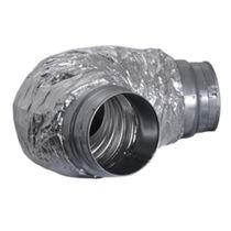 Silenciador para la ventilación / para conducto circular