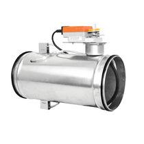 Regulador de caudal para aire / para aplicaciones HVAC