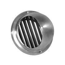 Rejilla de ventilación de acero inoxidable