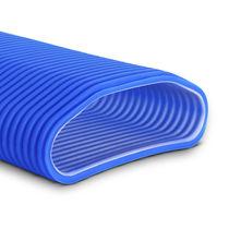 Conducto de aire flexible / de plástico / para sistema de ventilación
