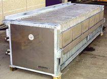 Congelador de procesos / baja temperatura / vertical / de uso alimentario