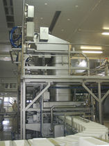 Moldeadora para queso / automática / para la industria alimentaria