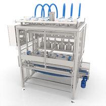 Desmoldadora automática / para la industria alimentaria / de queso