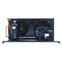 Unidad de condensación semihermética / enfriada por aire / para interior